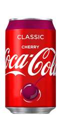 Coca Cola Cherry lata